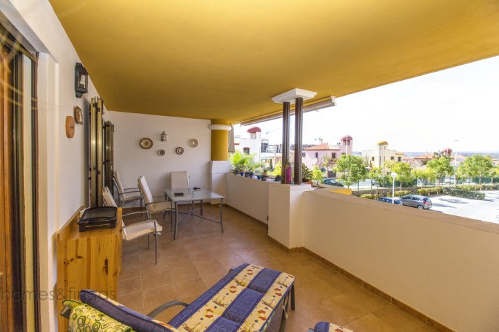 3 Zimmer Golf Appartement Costa Esuri