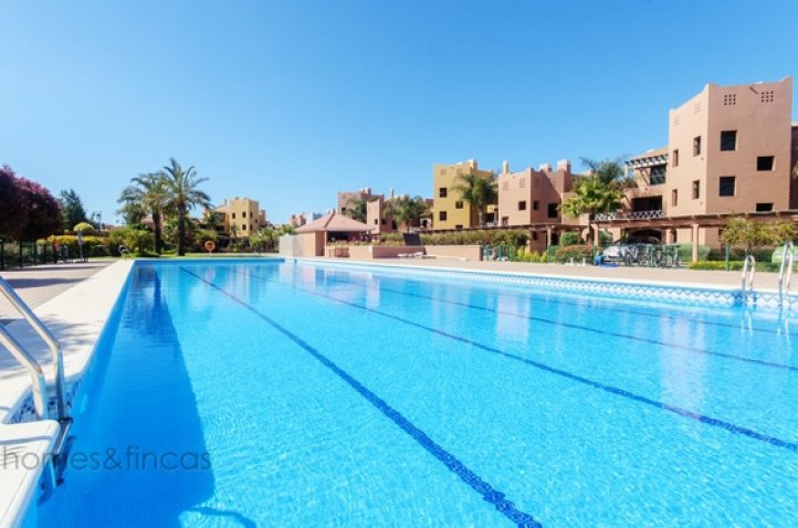 Golf Appartement In Isla Canela