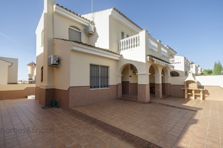 Chalet Ayamonte Stadt