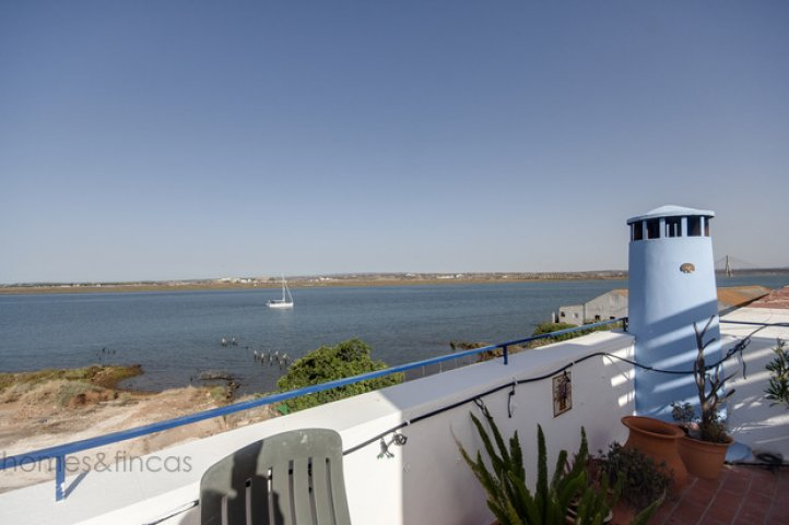 Dach Terrassen Appartement Am Guadiana