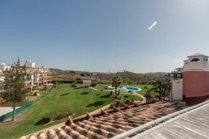Golf Appartement Mit Dachterrasse Costa Esuri